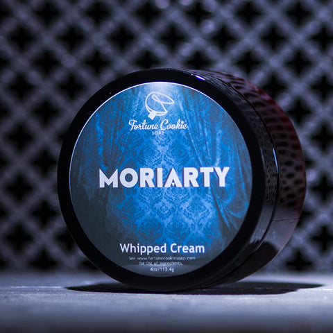 MORIARTY Whipped Cream (Pre-order) - Fortune Cookie Soap - 1
