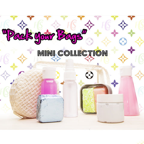 Pack Your Bags MINI COLLECTION - Fortune Cookie Soap - 1