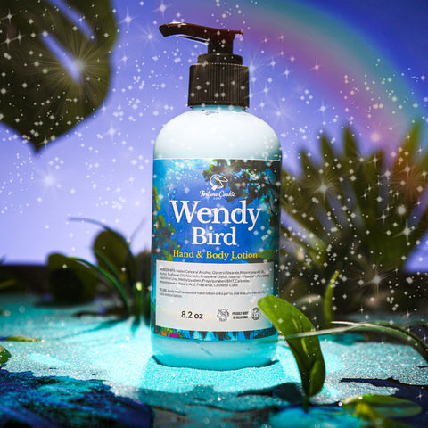 WENDY BIRD Hand & Body Lotion