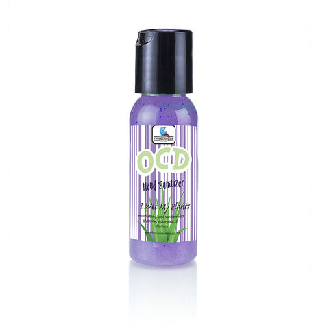 I Wet My Plants OCD Hand Sanitizer - Fortune Cookie Soap