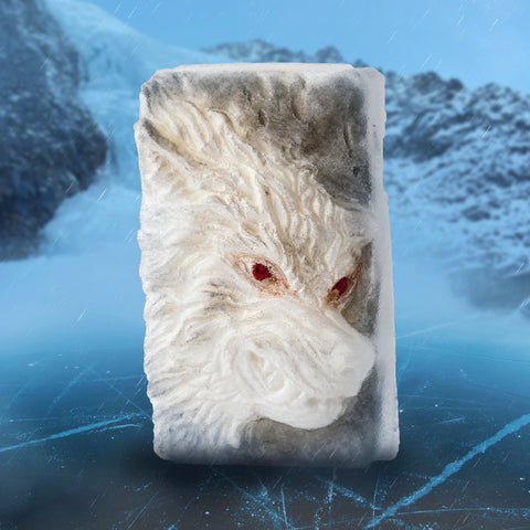 THE WHITE WOLF Bar Soap