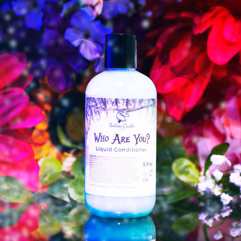 WHO ARE YOU? Liquid Conditioner