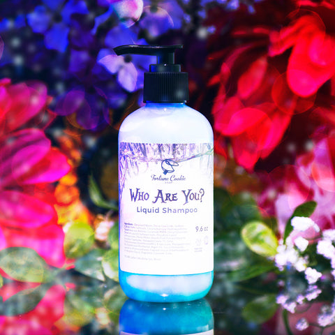 WHO ARE YOU? Liquid Shampoo SULFATE FREE