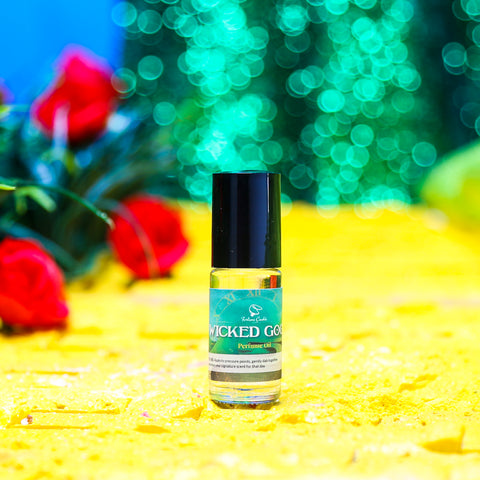 Perfume Oil | Fortune Cookie Soap