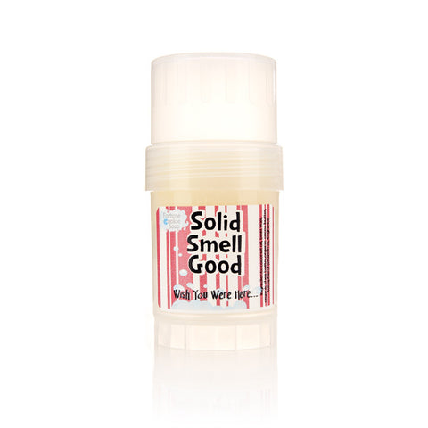 Wish You Were Here... Solid Smell Good (.75 oz) - Fortune Cookie Soap