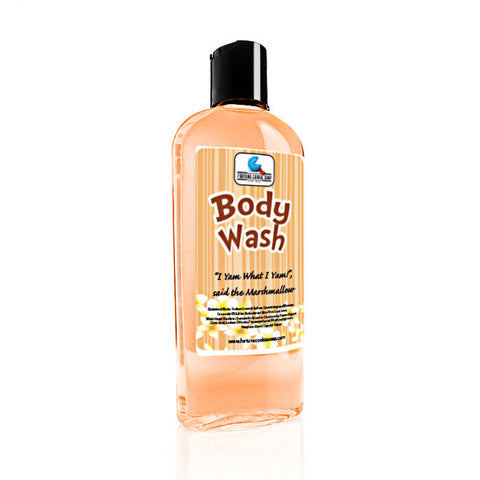 I Yam What I Yam!, said the Marshmallow Body Wash - Fortune Cookie Soap