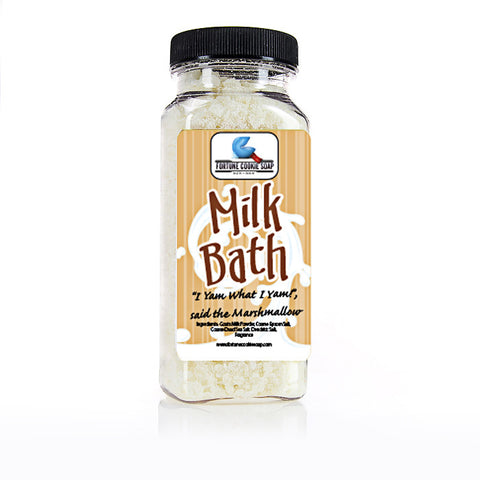 I Yam What I Yam!, said the Marshmallow Milk Bath (12.5 oz) - Fortune Cookie Soap