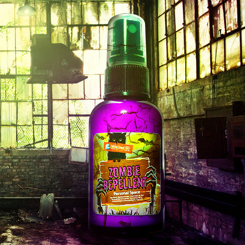 ZOMBIE REPELLENT Room Spray - Fortune Cookie Soap