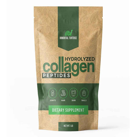Grass Fed Hydrolyzed Collagen Supplements