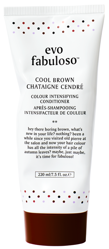 fabuloso cool brown - colour intensifying conditioner