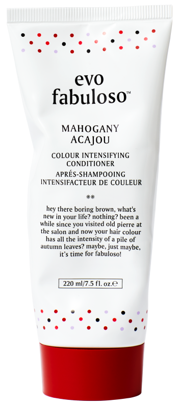 fabuloso mahogany - colour boosting treatment
