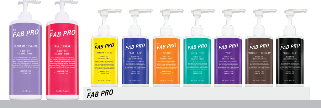 Fab Pro Customised Colour Maintenance Conditioner