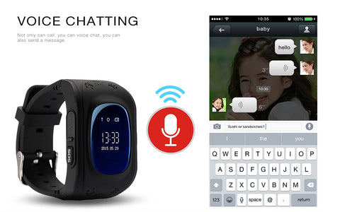 Casual Freaks Children SMART WATCH VOICE CHATTING