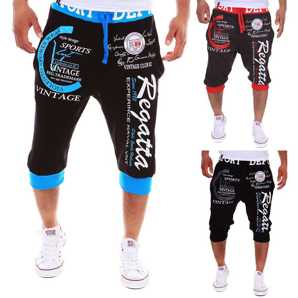 Seven Digital Printing Fashion Points Casual Pants - Casual Freaks