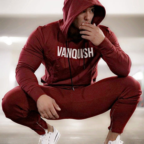 Men Autumn Winter Casual Male Hoodies - Casual Freaks
