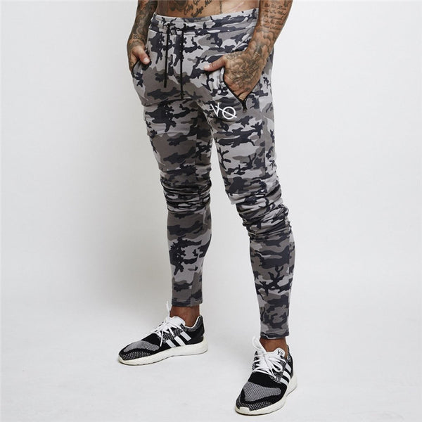 Unique Camo Workout Summer Sporty - Casual Freaks