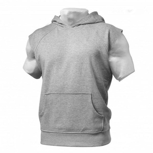 Casual Classic Solid Color Cotton Hoodies - Casual Freaks