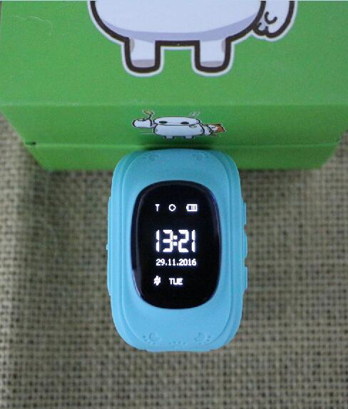 The Casual Cute Children's GPS Tracker with SOS Wristband Watches (Compatible IOS & Android) - Casual Freaks