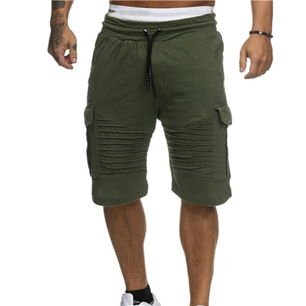 New Hot Fashion Casual Breathable Cotton Beach Party Short - Casual Freaks