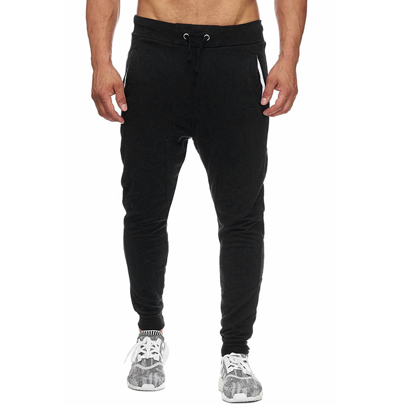 2018 New Simple Solid Sweatpants - Casual Freaks
