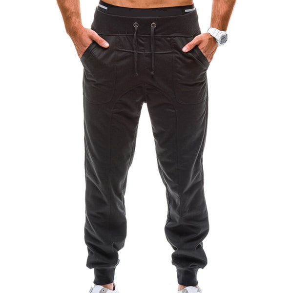 Thin *Section* Time Limited Casual Trouser Jogger - Casual Freaks
