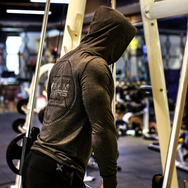 "Mr Muscle ""FIT FIT"" Workout Hoodie - Casual Freaks"