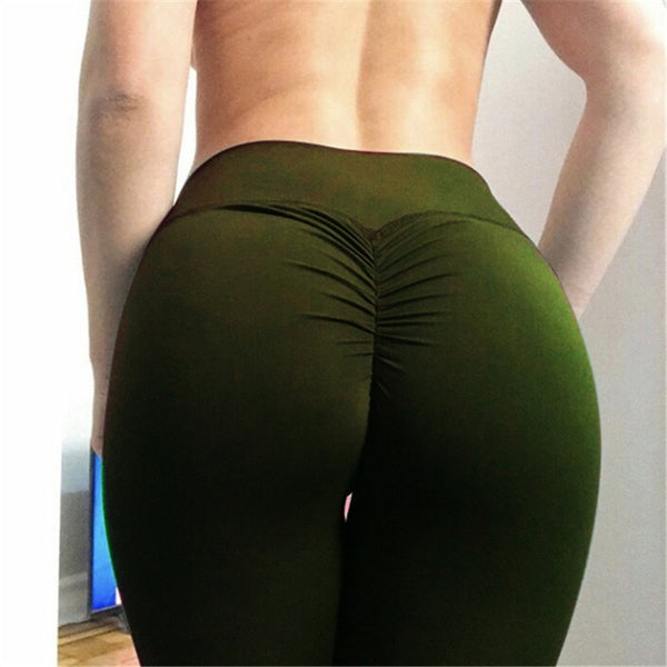 The *Devils Winks* Fitness Stretch Leggings - Casual Freaks