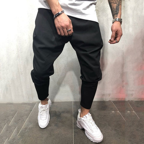 Sleek Gentlemen Casual Pants - Casual Freaks