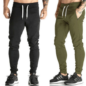 Men's Casual Jogging Trousers Tracksuit - Casual Freaks