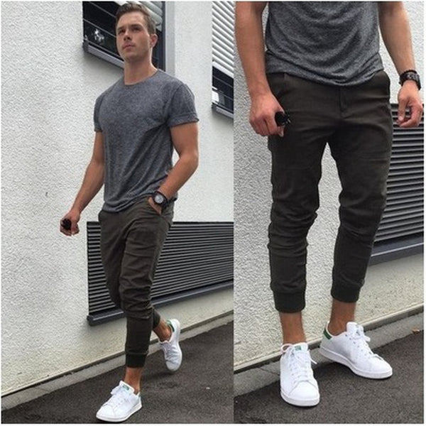 Gentlemen Smart Casual Sweatpants - Casual Freaks
