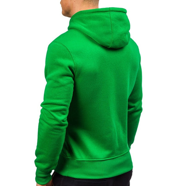 Cotton Men Pullover Hoodies - Casual Freaks