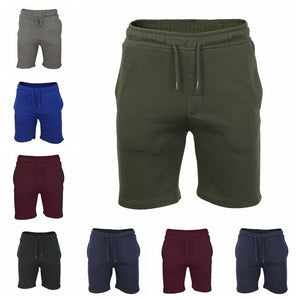Solid Casual  Masculine Workout Shorts - Casual Freaks