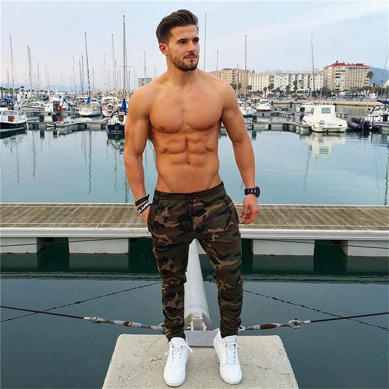 Style Like Me - Casual Camouflage Sweatpants - Casual Freaks