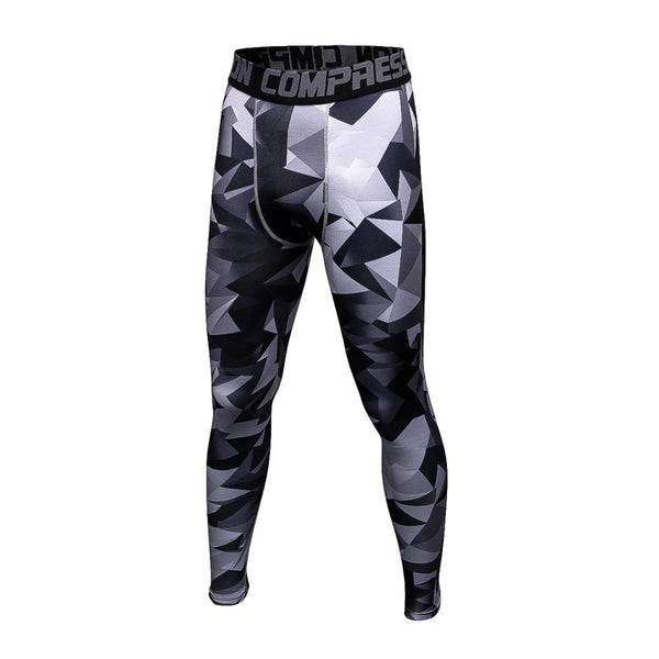 Compression Tights For Mens Sweatpants Fitness - Casual Freaks