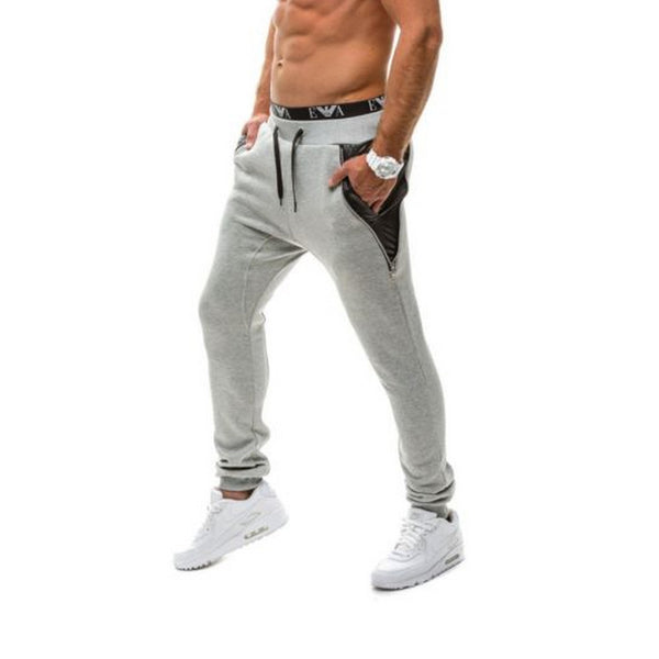 #2019 Casual Solid Pants Sweatpants Jogger - Casual Freaks