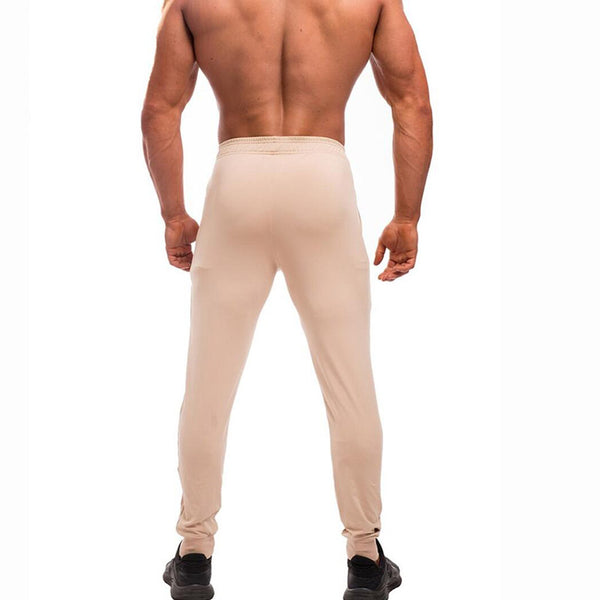 # 2018 Champion Gold Medal Fitness Casual Elastic Embroidered Pants **** - Casual Freaks