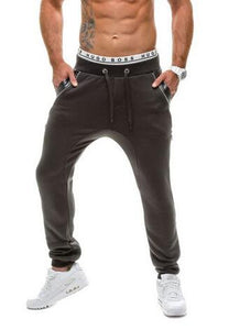 #2018 Casual Solid Pants Sweatpants Jogger - Casual Freaks