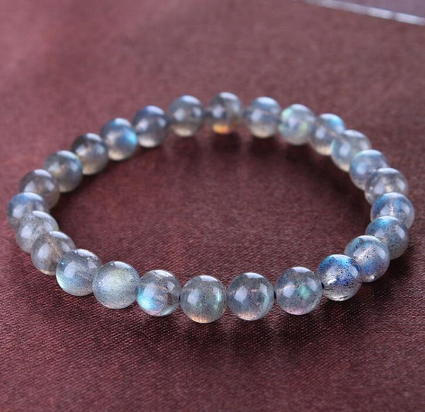 Natural Moonstone AURA Bracelet - Casual Freaks