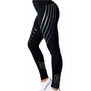 Dare You Wear Versions -  Sexy Laser Printing Professional Yoga Length pants - Casual Freaks