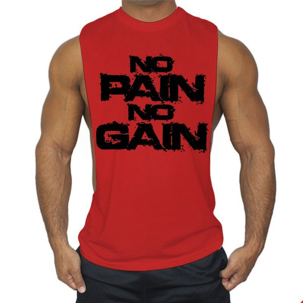 NPNG Casual Workout GYM Tops - Casual Freaks