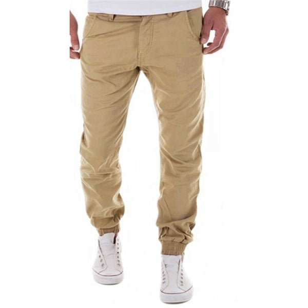 Autumn Winter Mens Casual Pants - Casual Freaks
