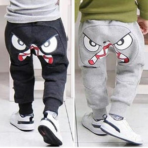 Fun Kids Casual Cotton Cartoon Premium Harem Pants - Casual Freaks