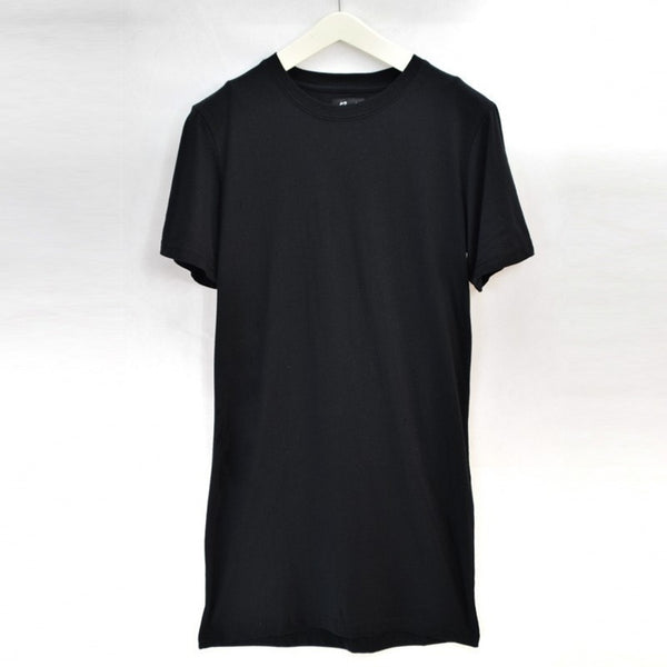 Men's Long Cotton T shirt Men - Casual Freaks
