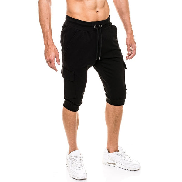 Casual Short Harem Pants - Casual Freaks