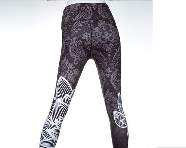 Elegant Yoga Pants Athletic Leggings - Casual Freaks