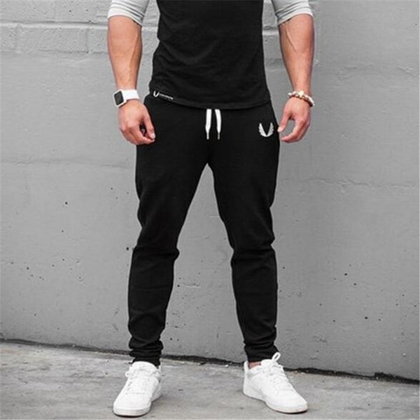 New Casual Pure Color Men's Sport Pants, Harem Pants. - Casual Freaks