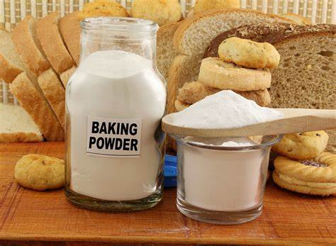 Baking Powder - Gluten Free per 100g