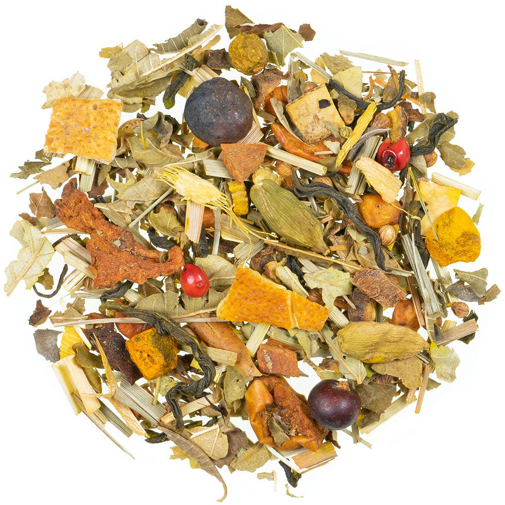 Gin and Tonic Green Tea - per 100g
