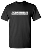 Charcoal Gray Mountain Dog Shirts #Graintrain Tri Blend T-shirt