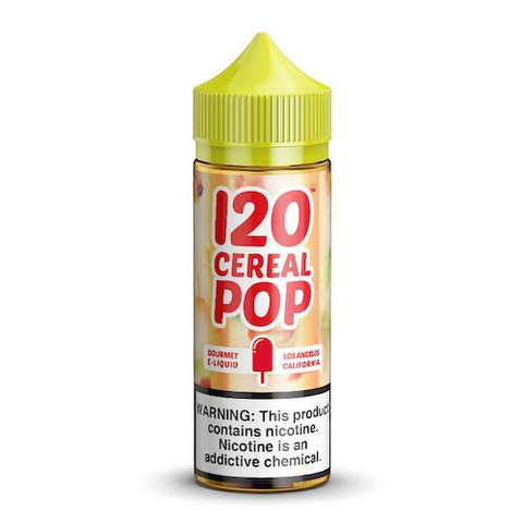 120 Cereal Pop - Mad Hatter - CRAM Vape - Scunthorpe Eliquid Store